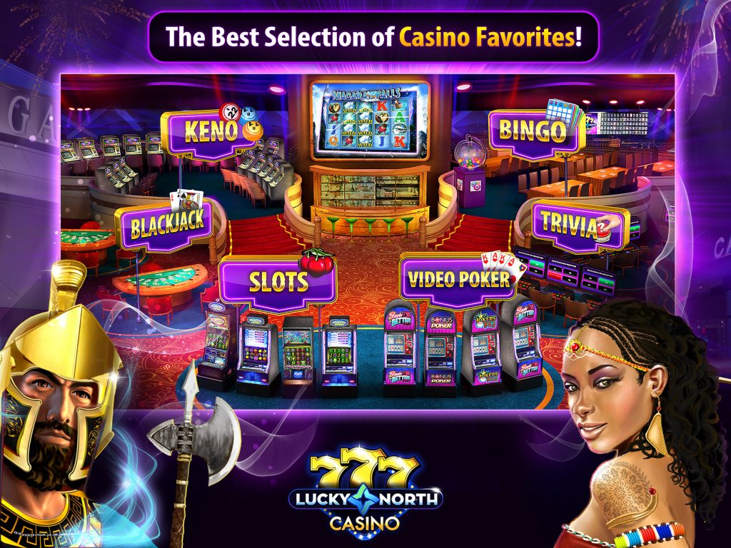 About Lucky North Casino